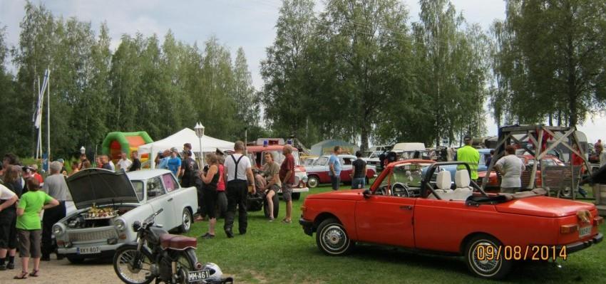 Idän Ihmeet 2014, Manso Camping Kuvaaja: Jari Putkiranta