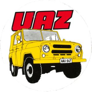 UAZ-tarra